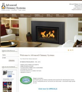 Advanced Chimney Systems