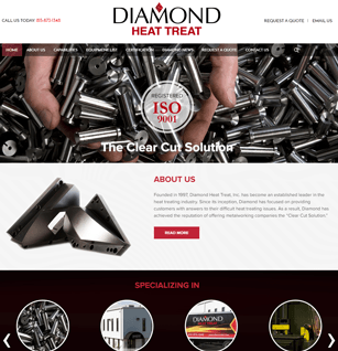 Diamond Heat Treat Inc.