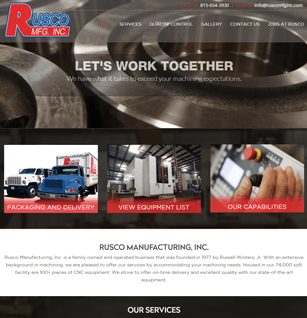 Rusco Mfg. Inc.